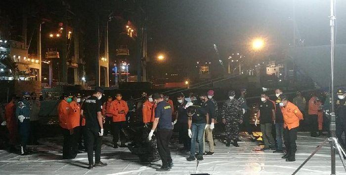 Hasil Investigasi Sementara KNKT Jatuhnya Pesawat Sriwijaya Air, Ternyata…