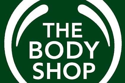Lowongan The Body Shop Pekanbaru Juni 2019