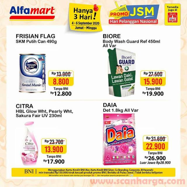 ALFAMART Promo JSM Spesial HARPELNAS - Hari Pelanggan Nasional 4 - 6 September 2020 9