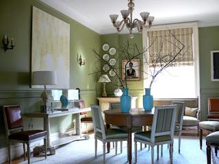 desain+ruang+makan+hijau+sederhana Desain Ruang Makan Hijau Ciptakan Nuansa Alami