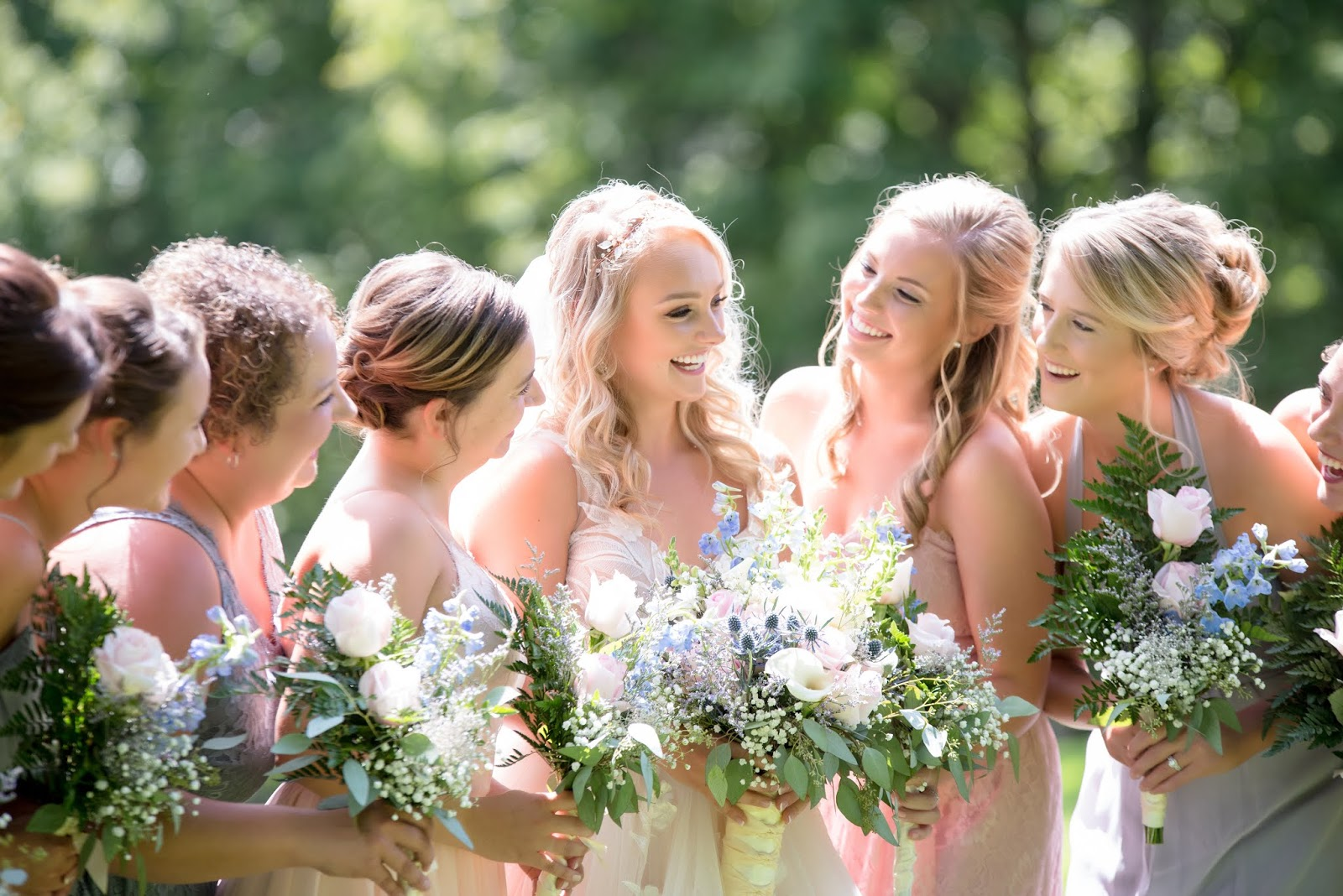 why you don't need to have a bride tribe