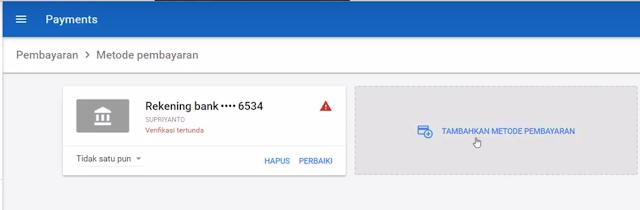 Cara Mengatasi Verifikasi Tertunda di Google Adsense