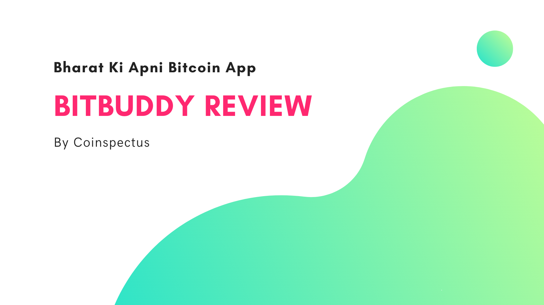 BitBuddy Review: India's Safest Bitcoin Marketplace
