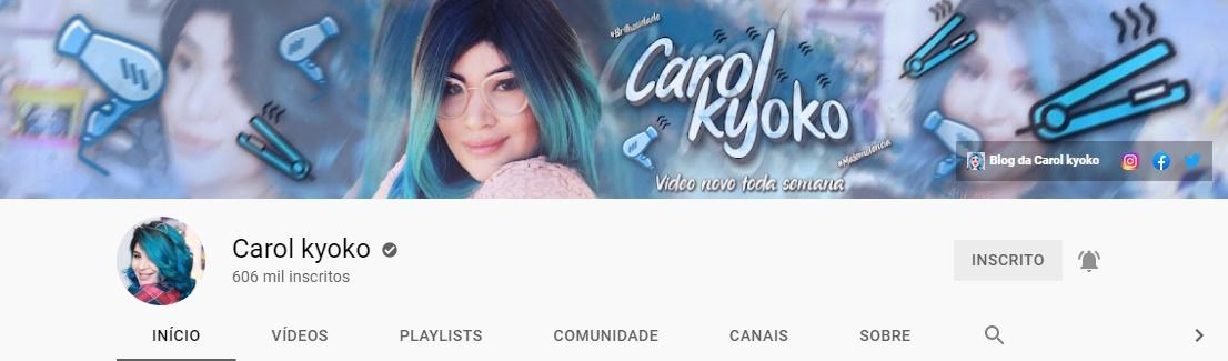 Carol Kyoko | Youtube