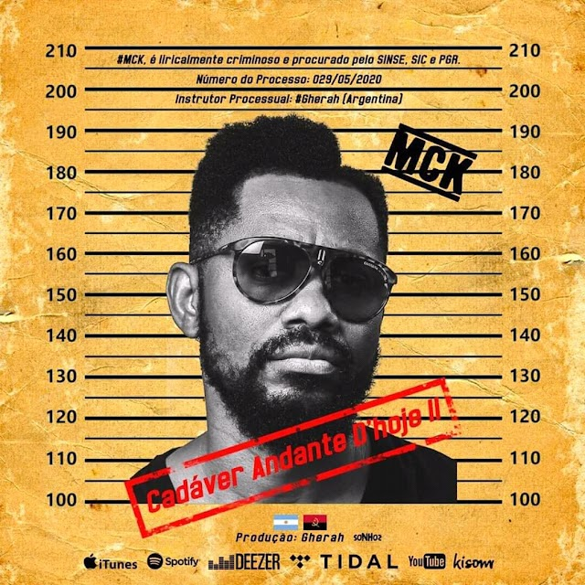 MCK- Cadáver Andante Dhoje II (Rap) Baixar Mp3