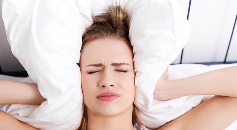 Mal di testa mal di gola affaticamento senza febbre, meno frequenti sono...