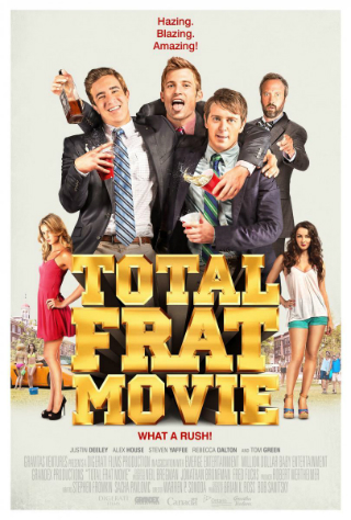 Total Frat Movie [2016] [DVDR] [NTSC] [Subtitulado]