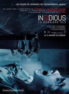 Insidious: The Last Key (2018) Watch Online Full Movie DVDscr Free