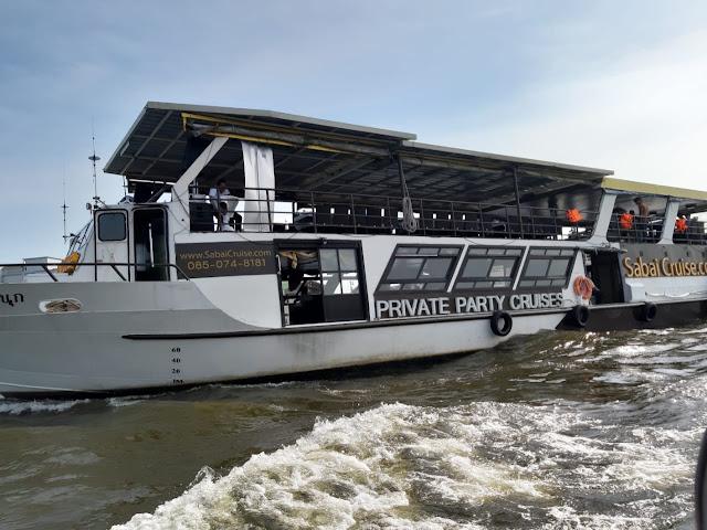 Wisata Sungai Chao Phraya
