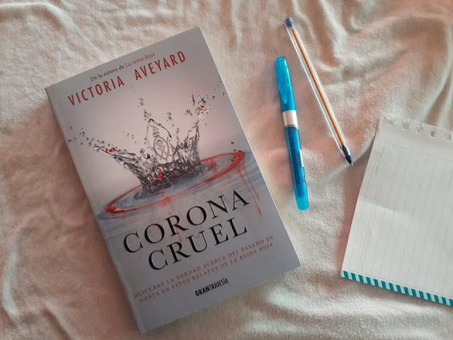 "Reseña: ""Corona cruel"" | Victoria Aveyard"