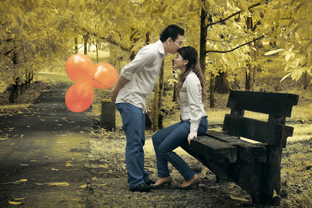 Injetando romance em um relacionamento