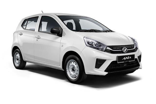 Perodua Axia E Manual 2020 - Kereta Baru Paling Murah di Malaysia