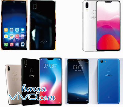 harga vivo full display-screen-view terbaru