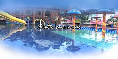 Slanik Waterpark di Lampung Selatan