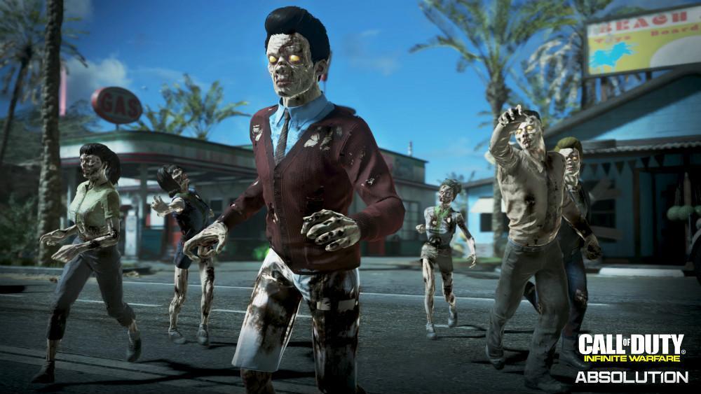 La expansión Absolution llegará a Infinite Warfare el 6 de julio a PS4
