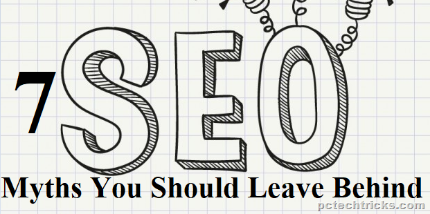 SEO Myths You Should Leave Behind