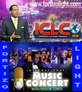International Cell Leaders' Conference 2018 And International Mucus Concert 2018 With Pastor Chris Oyakhilome Live.