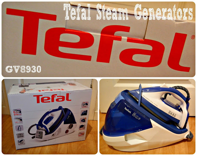 Tefal Smart Technology Steam Generators GV8930