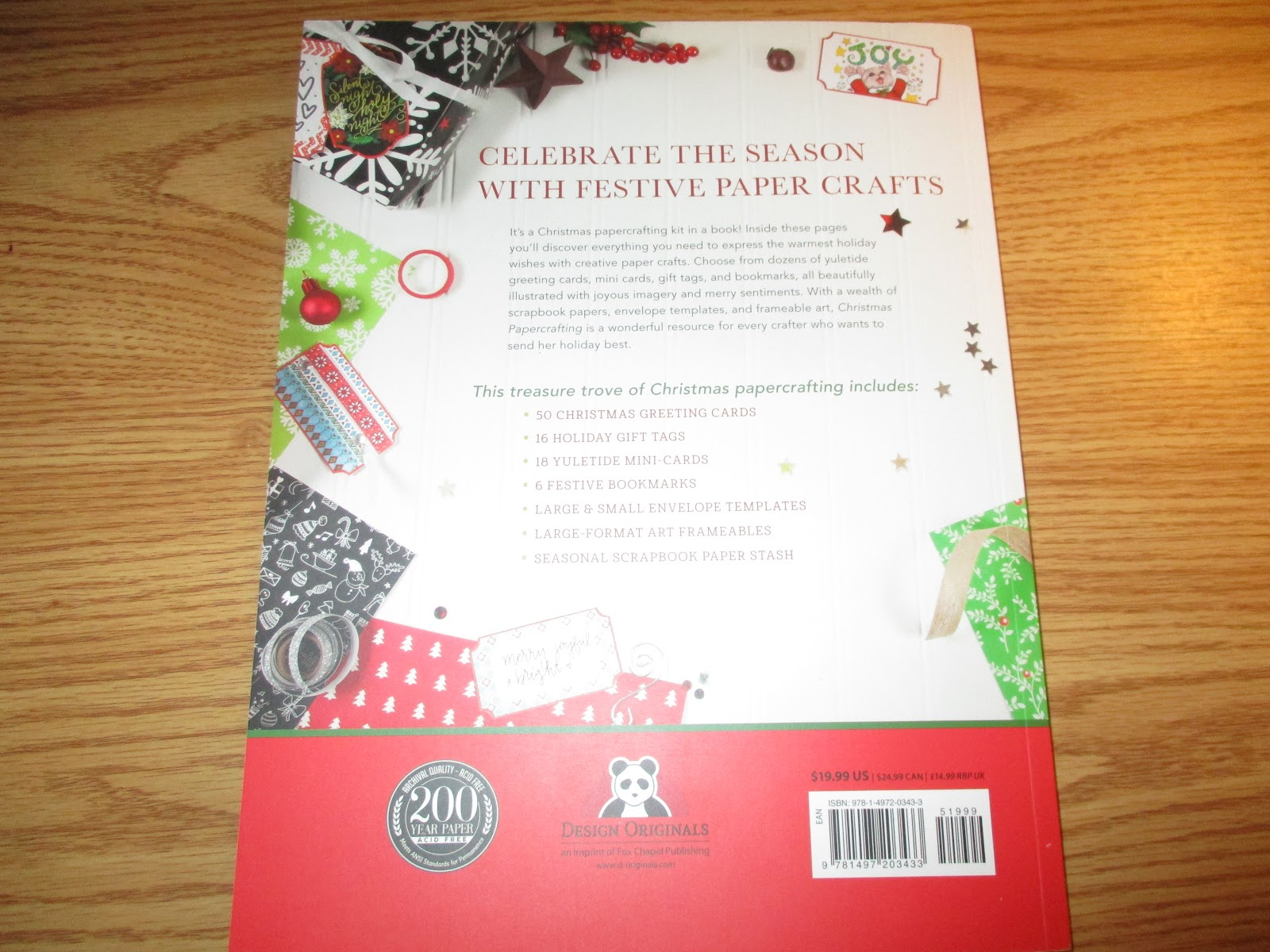 Missys Product Reviews : Christmas Paper Crafting Holiday Cards ...