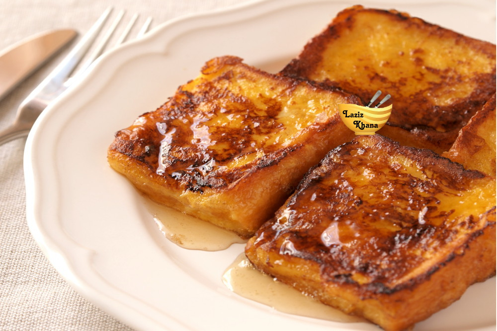 French Toast Recipe in Hindi