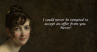 Quote from Mistress of Netherfield by Julia Winter