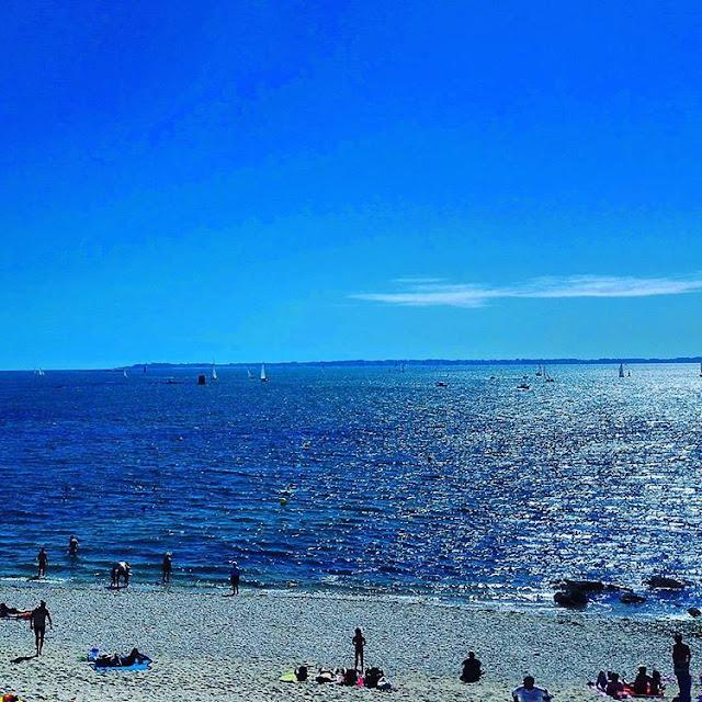 A sunny day in Port-Louis - Morbihan I Brittany I France I Travelling Hopper