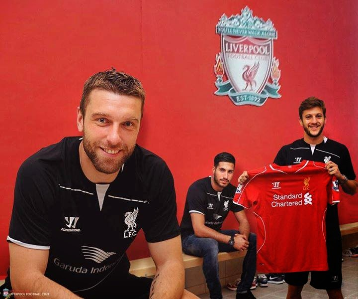 liverpool+transfer+rumors+updates+emre+can+ricky+lambert+adam+lallana