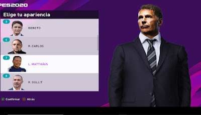PES 2020 Faces Miguel Ángel Russo by Gordoumbanda