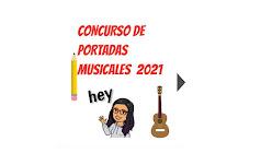 CONCURSO DE PORTADAS MUSICALES 2021