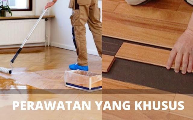 kekurangan lantai kayu pada bangunan rumah