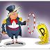 Trump mendakwa Moscow menjatuhkan nilai ruble