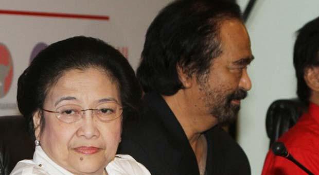 Megawati, Pujian untuk Prabowo dan Sindiran Buat Surya