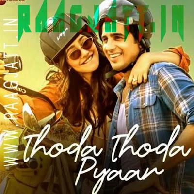 Thoda Thoda Pyaar by Stebin Ben lyrics