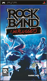 Rock Band Unplugged (EUR+DLC) [PSP] Español [MEGA]