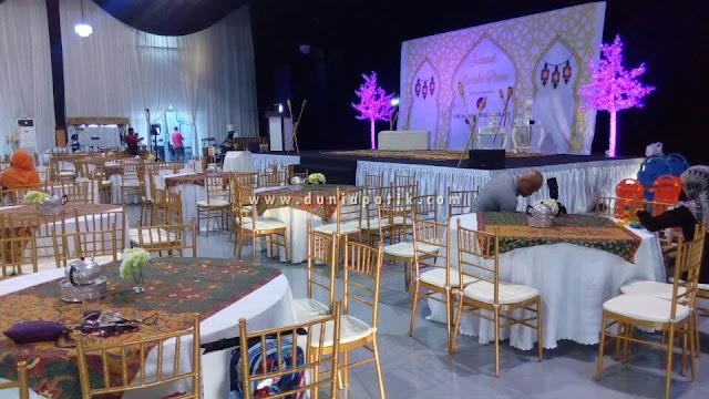 Lokasi buffet ramadhan di nilai
