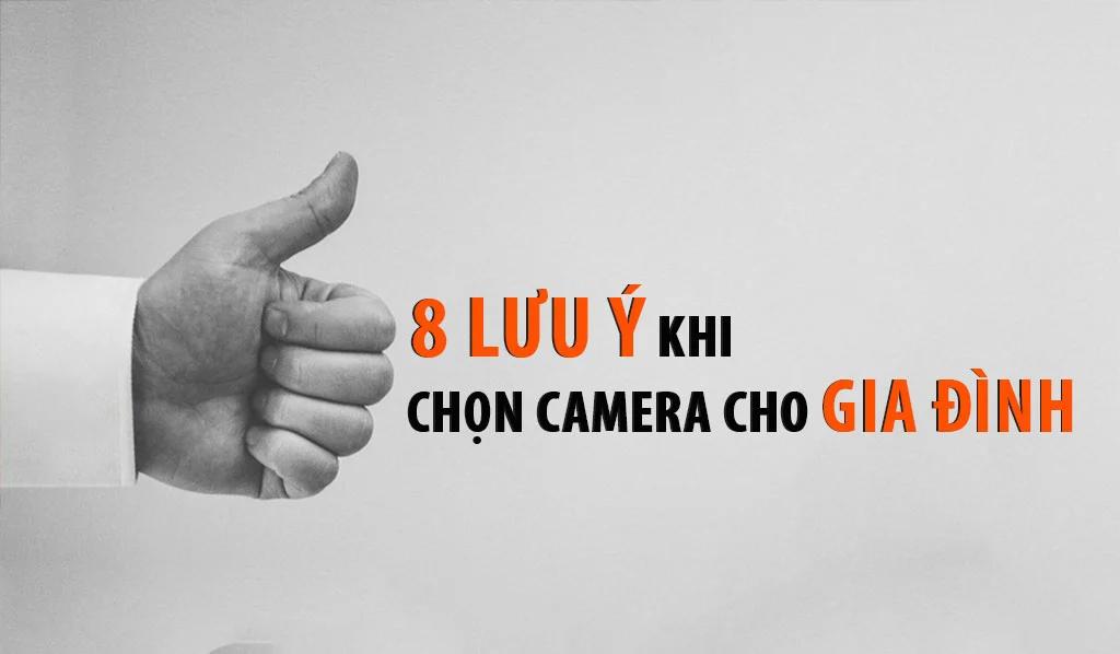 Những lưu ý khi chọn lắp đặt camera quan sát tại Thanh Hóa