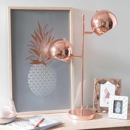 decora o objetos rose gold beleza make. Black Bedroom Furniture Sets. Home Design Ideas