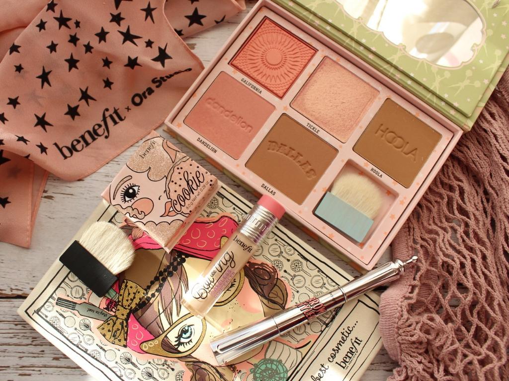 Magia kolorów od Benefit Cosmetics