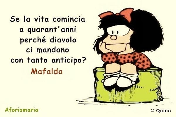 Aforismario Mafalda Di Quino Frasi E Battute Divertenti