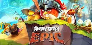 تحميل لعبة Angry Birds2 موارد غير محدودة اخر إصدار للأندرويد و الايفون