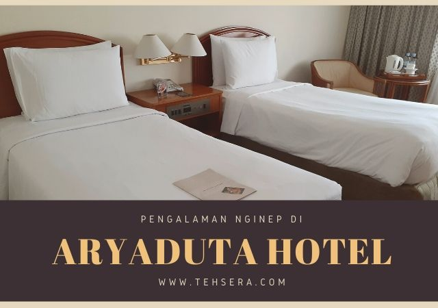 Aryaduta - Hotel Bintang 5 Tertua ini Bikin Nggak Bisa Tidur