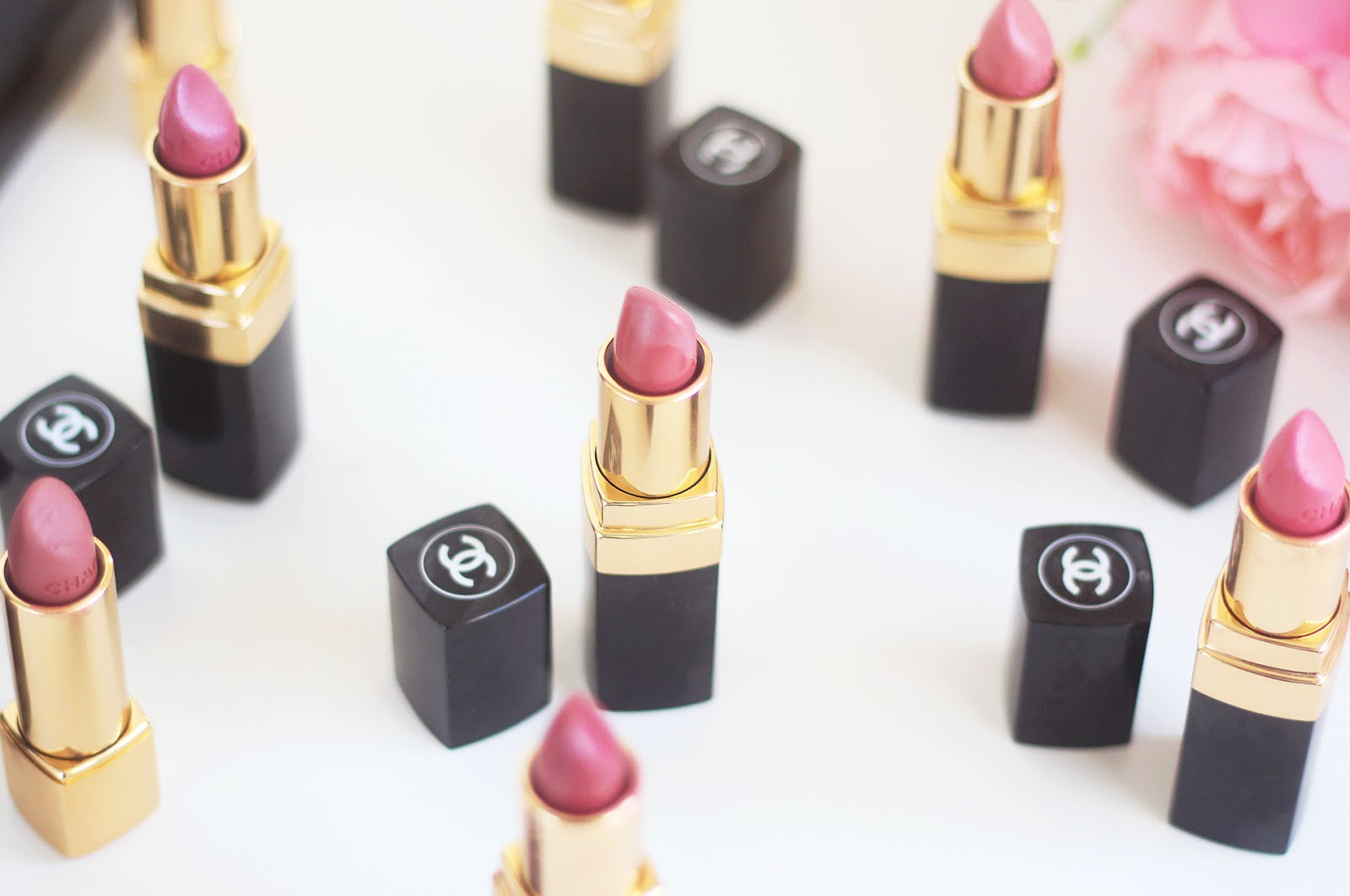 my chanel lipstick collection modish ramblings. Black Bedroom Furniture Sets. Home Design Ideas