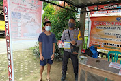 Sayangilah Keluarga, Polisi Terus Imbau Warga Tetap Selalu Pakai Masker