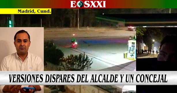 En video se registró balacera de la Policía en contra de la ciudadanía