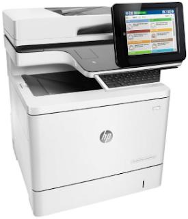 Télécharger HP Color LaserJet Flow MFP M577cm Pilote Pour Windows et Mac