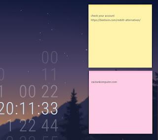 Cara Agar Sticky Notes di Windows 10 Terbuka Otomatis Setelah Booting