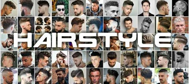 100+ Foto Kumpulan Model Rambut Pria Terbaik 2019