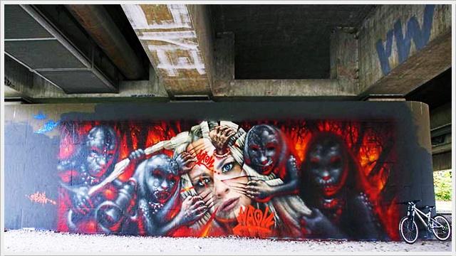Street Art in München