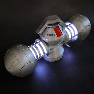 Stargate Naquadah Generator - 3D printed prop - Main Photo