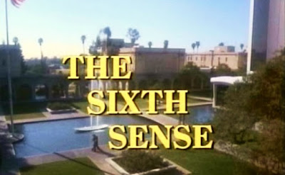 The Sixth Sense, 1972, Horror TV